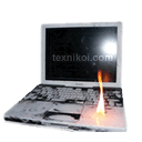 Υπερθέρμανση laptop - Laptop overheating