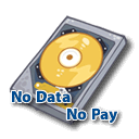No data - no pay