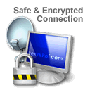 Safe - Encrypted Connection